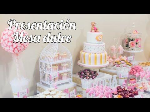 Mesa de dulces | dulces para fiestas | mesas de dulces para fiestas