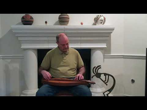 Mallerin's Polka - Mark Gilston on mountain dulcimer