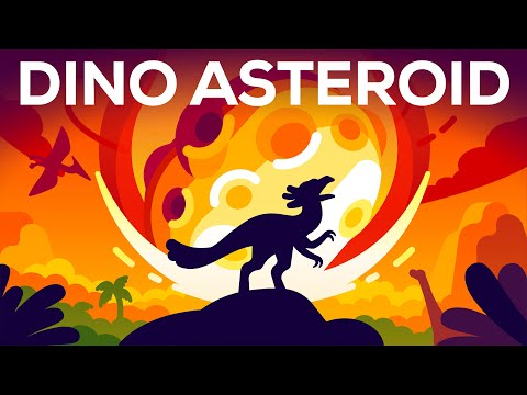 День, когда погибли динозавры
