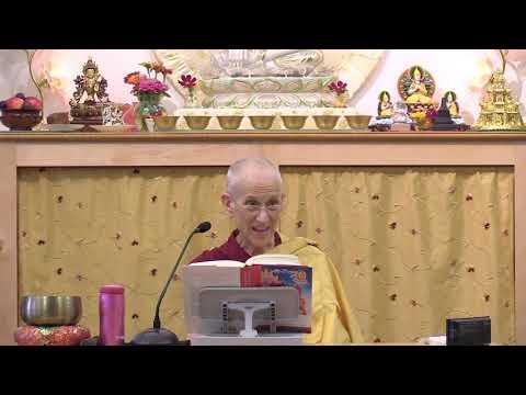 37 Samsara, Nirvana, and Buddha Nature: Virtue, Nonvirtue, Merit, and Roots of Nonvirtue 09-17-21
