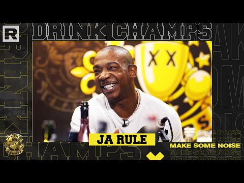 Ja Rule On His Recent VERZUZ Battle Against Fat Joe, His Career & More | Drink Champs