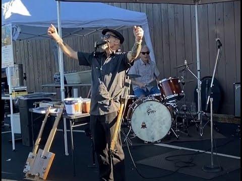 Deak Harp - 2021 Cigar Box Guitar Festival St. Louis - Hwy 61 Roadhouse