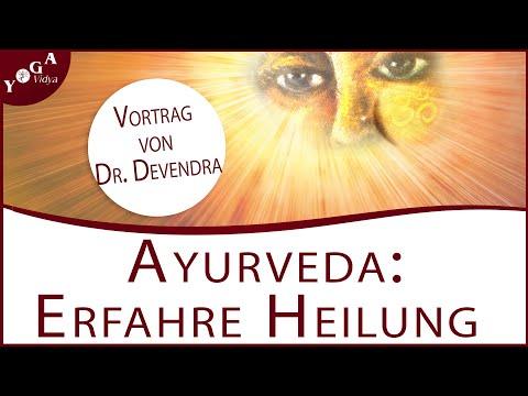 Ayurveda und Veganismus - DAS Heilmittel - Vortrag von Ayurveda Arzt Dr. Devendra