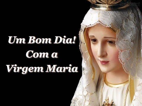 Um Bom Dia com a Virgem Maria | Juventude Santa