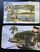 'Lake Silkwood' Envelope