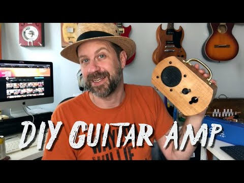 Jewelry Box Guitar Amp