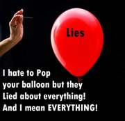 I Hate to Pop Your Bubbling Balloony BUT....