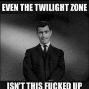 So You Tried To Compare The Twilight Zone