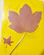 04 Autumn tape art