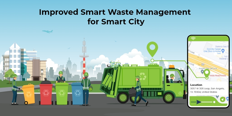 Implementation of Smart Waste Management for Smart Cities