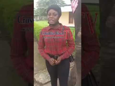 Corps member, Ifenyinya explains what caused her altercation with Lt. Chika