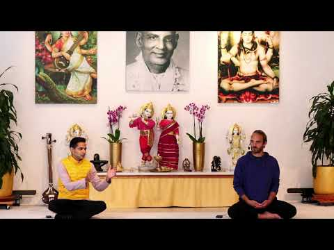 Ayurveda, Emotionen und Organe mit Dr. Devendra - Yoga Vidya Ashram Live - 14:30 Uhr 28.09.21