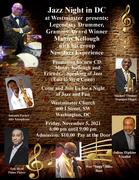 Jazz Night At Westminster Church Presents Legendary Drummer And Award Winner Manny Kellough And His Group