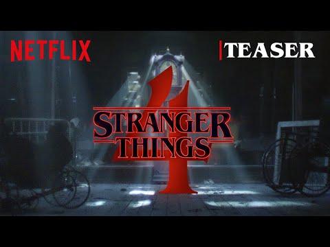 Stranger Things 4   Creel House   Netflix