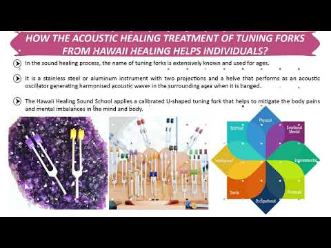 Rekindle your body and mind only with tuning forks healing frequencies