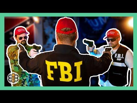 FBI Busts FBI Terror Plot