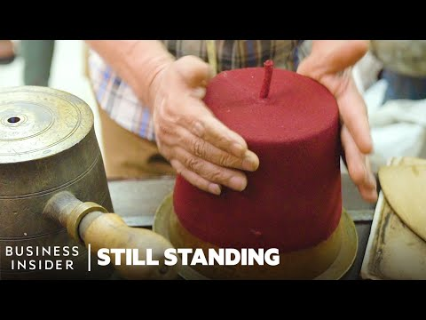 How One Of The Last Fez Makers In Cairo Keeps A 600-Year-Old Tradition Alive | Still Standing