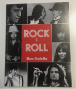 Ron Galella signed book