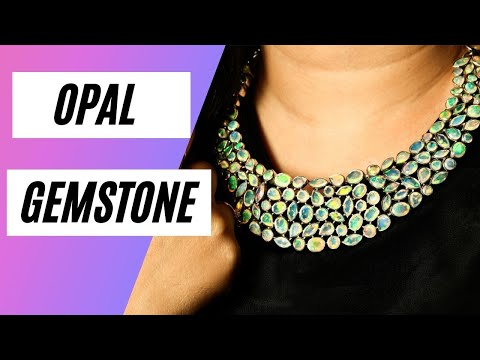 Opal Gemstone Your One Stop Destination to Buy Opal