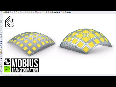 Mobius Transformation Structure