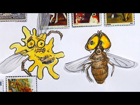 Tortures for Flies: STAMP COLLECTING