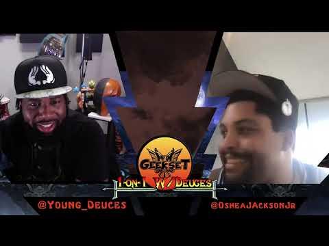O'Shea Jackson Jr. talks Anime, Gaming, Directing & more | Sn. 4 Ep. 14 | 1 on 1's w/Deuces