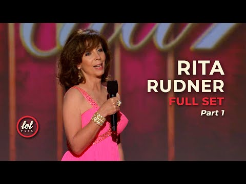 Rita Rudner • FULL SET | LOLflix