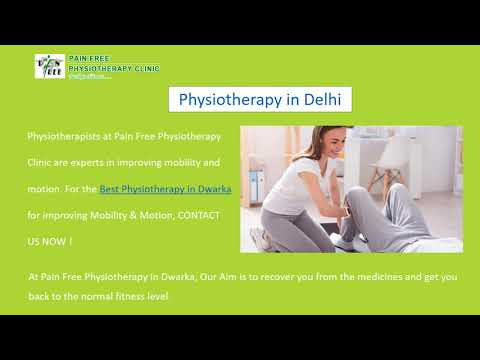 Physiotherapy in Treatment Delhi