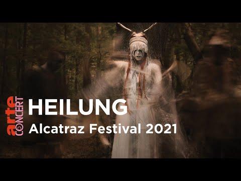 Heilung (live) - Alcatraz Festival 2021 - ARTE Concert
