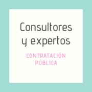 Grupo especializado de Consultores y Expertos de contratación pública