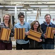 Make a Cutting Board-Spooky Style
