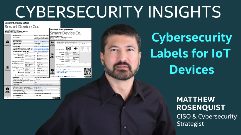 Are Cybersecurity Labels on IoT Devices a Wasted Effort