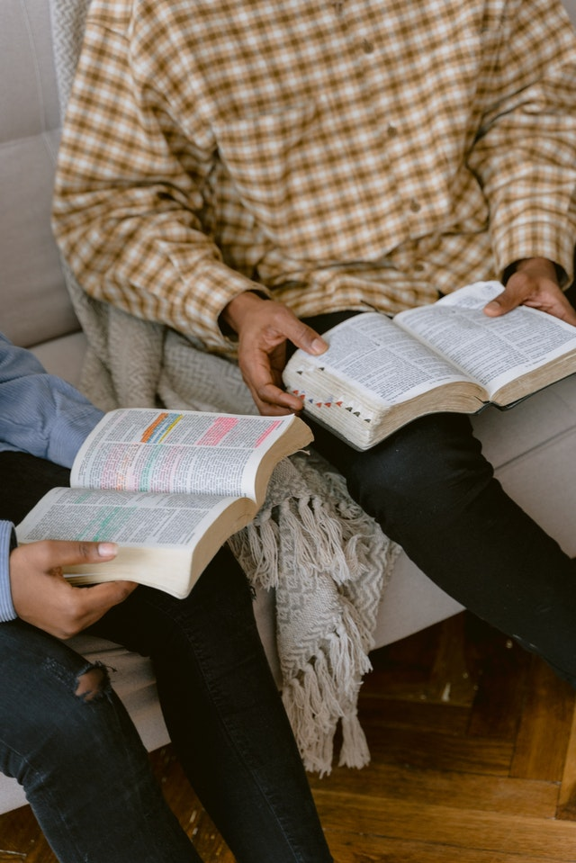 Daily Devotional: Two Disciples