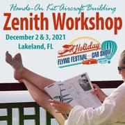 Zenith Workshop: December 2 and 3, in Lakeland, Florida!
