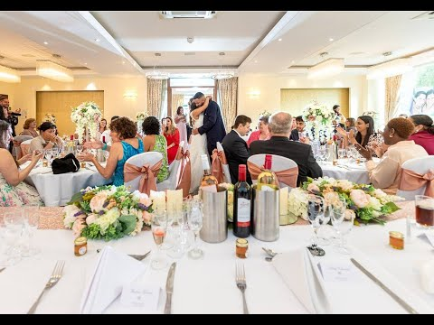 Marina and Leroy Wedding Highlight Video