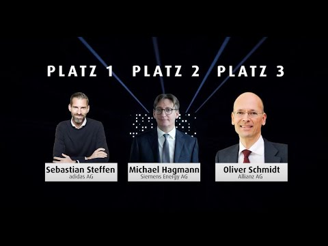 Preisträger Deutscher IR Preis 2021