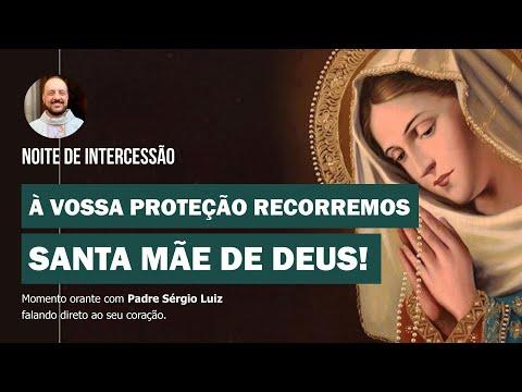 À vossa proteção recorremos, Santa Mãe de Deus!
