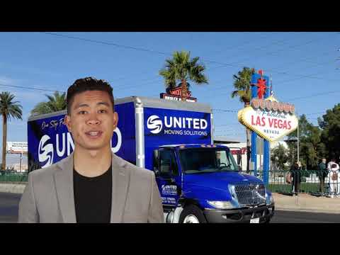 United Moving Solutions - Best Movers in Las Vegas, NV