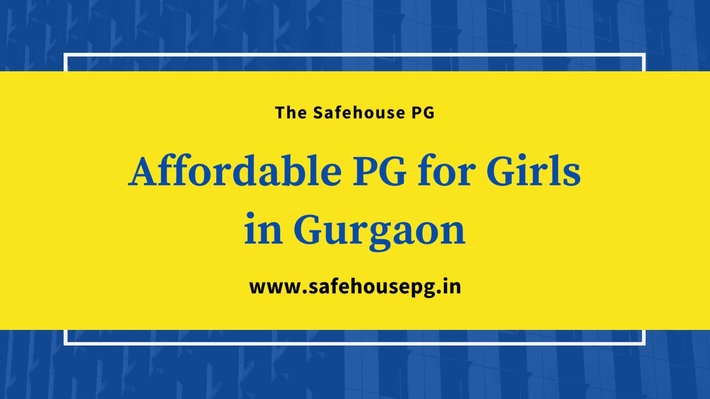 pg for girls in gurgaon