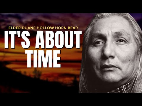 What It Means To Be Truly Free   Elder Duane Hollow Horn Bear