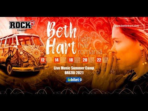 Beth Hart - High Five Romania 3/5 - Brezoi 18/08/2021 (show 3, first part)