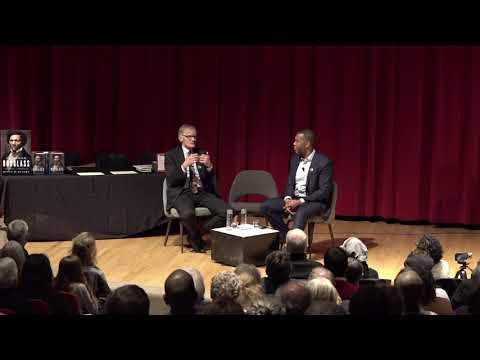 Book Talk: David W. Blight & Ta-Nehisi Coates discuss Frederick Douglass: Prophet of Freedom