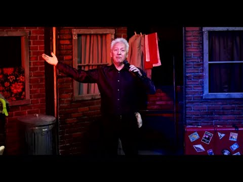 Amazing Original Johnny Blaze Show Episode 24 - TONY PACE !!!