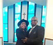 Bishop and First Lady Joshua