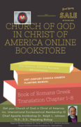 church of god in christ of america online bookstore