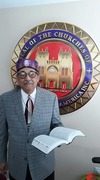 Presiding Bishop Ralph L Johnson