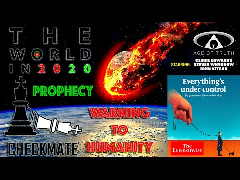 CHECKMATE! PROPHECY & URGENT WARNING ~ Claire Edwards, Steven Whybrow, John Kitson [Age Of Truth TV]