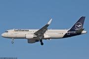 Lutfhansa A320 D-AIWD