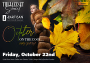 The Jazz Set Social at the Artisan Terrace | October: On the Cool