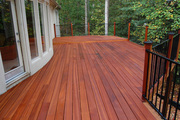 Ipe Deck and Bench